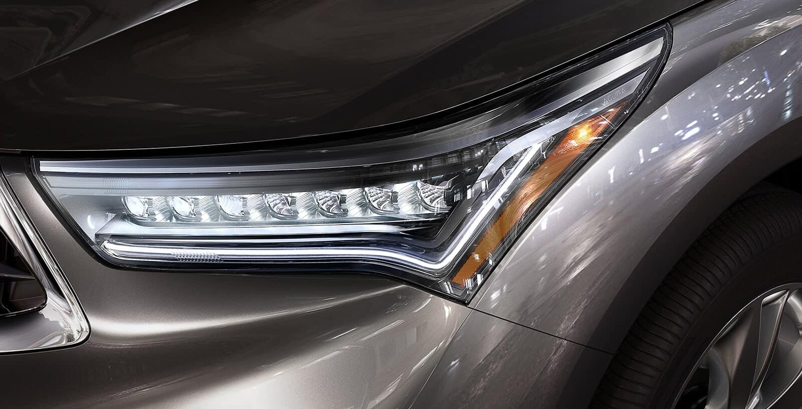 2020 Acura RDX headlight