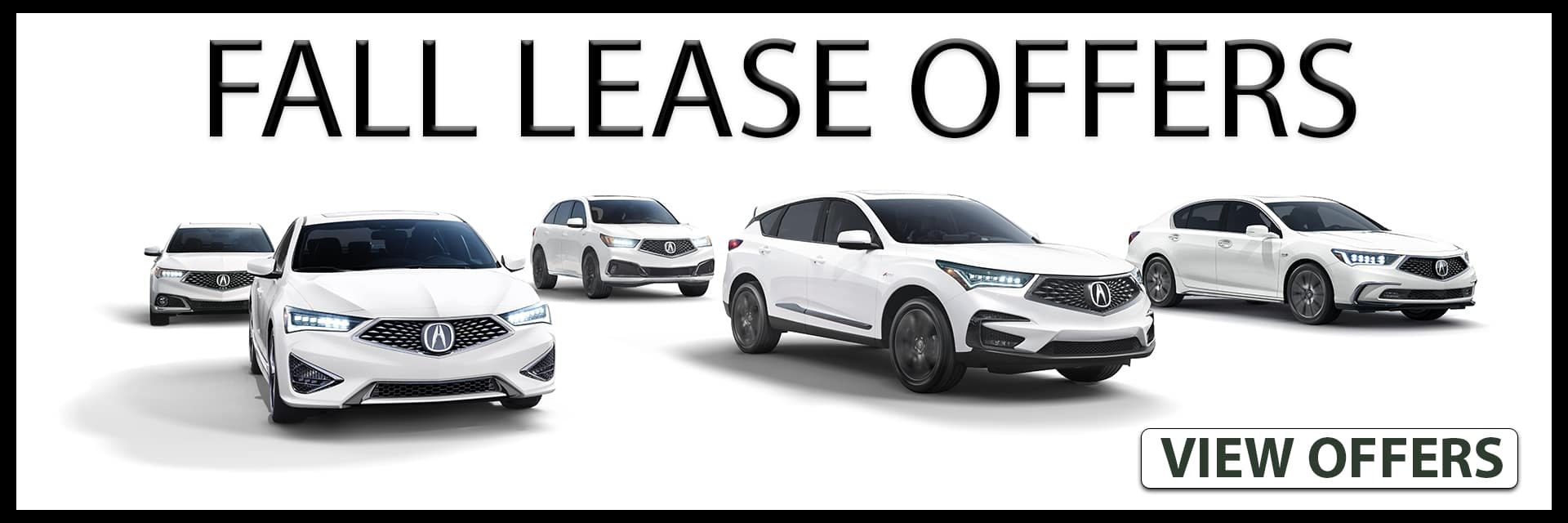 Acura Lease Offers