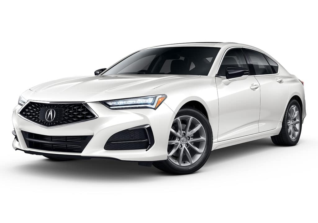 2021 Acura TLX 10 Speed Automatic
