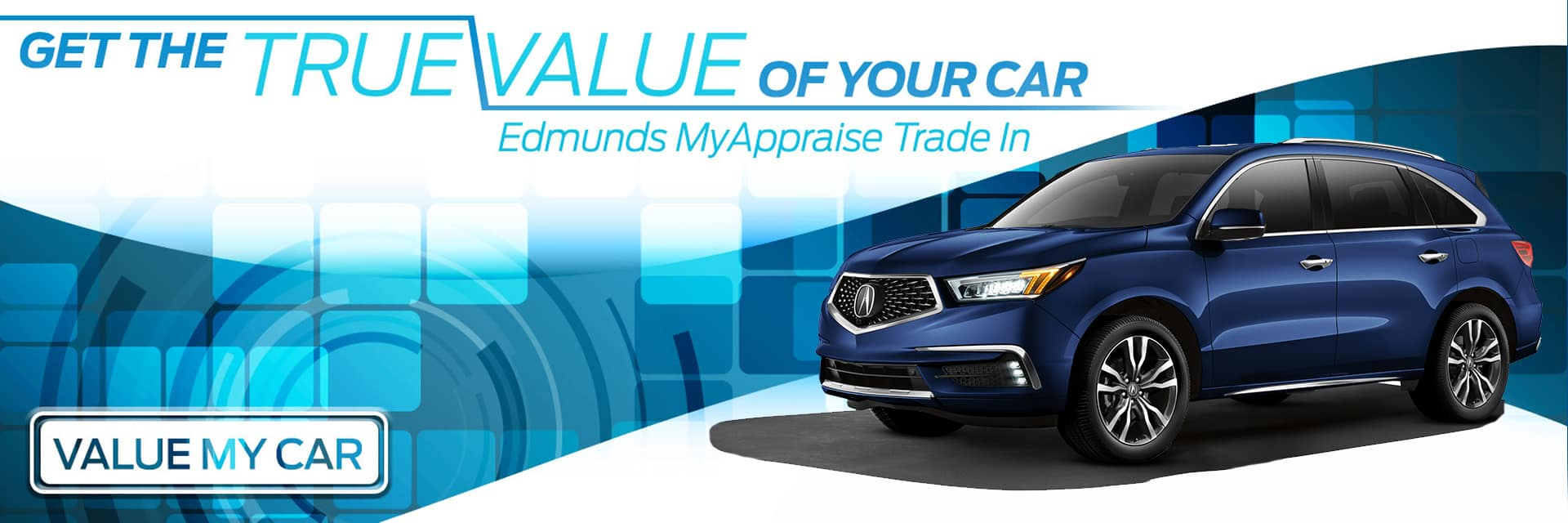 Edmunds Trade in tool