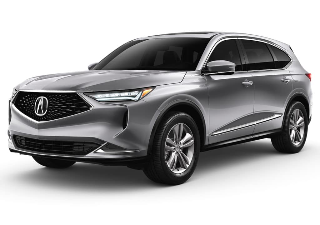 2022 Acura MDX 10 Speed Automatic