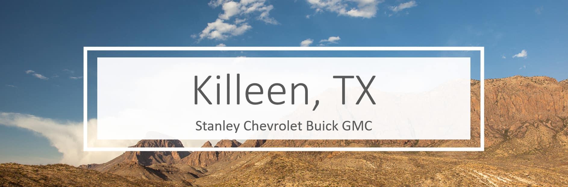 Chevrolet Buick GMC Dealer Serving Killeen
