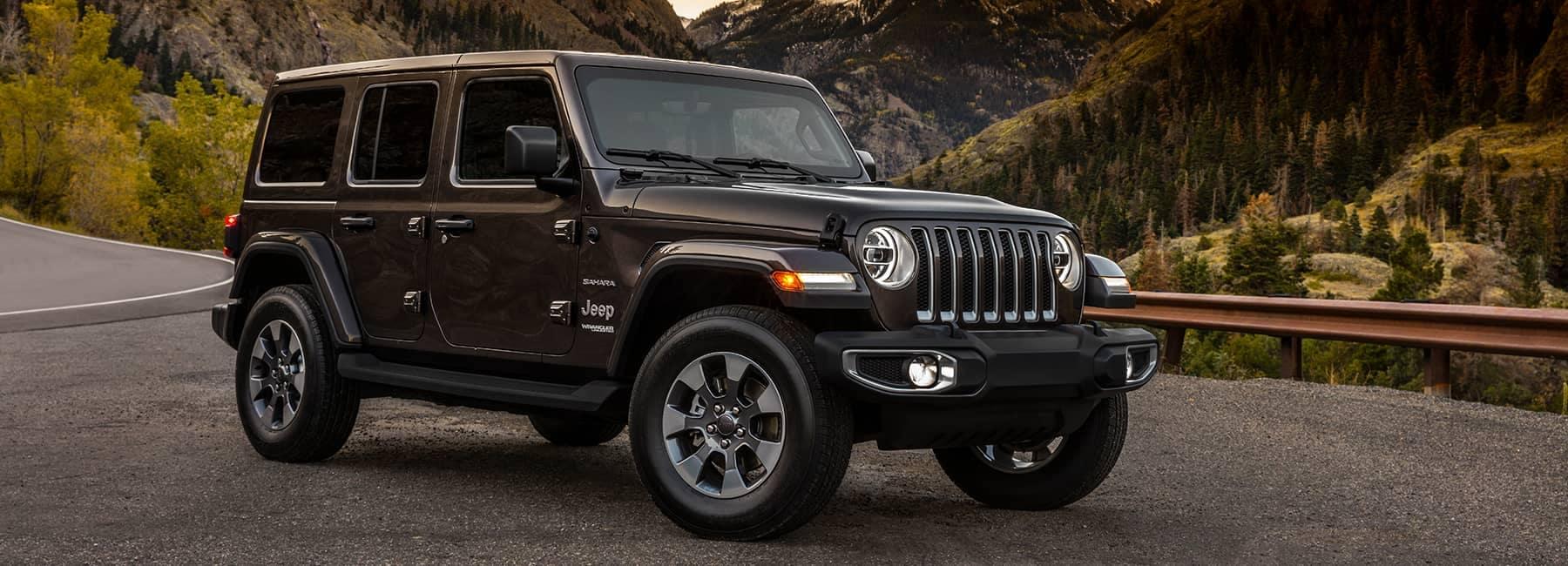 Jeep Wrangler Trim Levels Mansfield MA