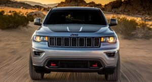 Cherokee vs CR-V Performance