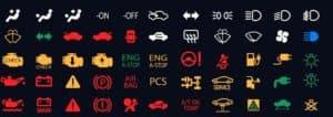 jeep compass warning lights