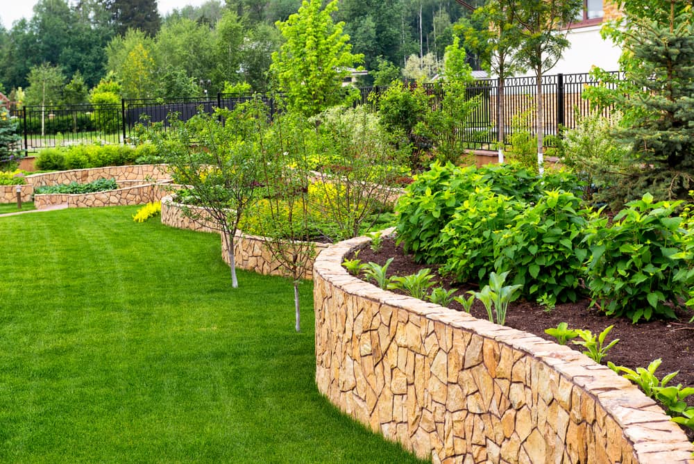 Collins Landscaping Mansfield