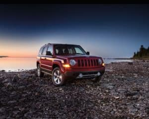 Jeep Patriot Dashboard Light Guide | Mansfield Jeep Dealer