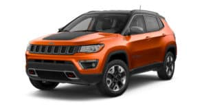 2018 Jeep Compass Trim Levels
