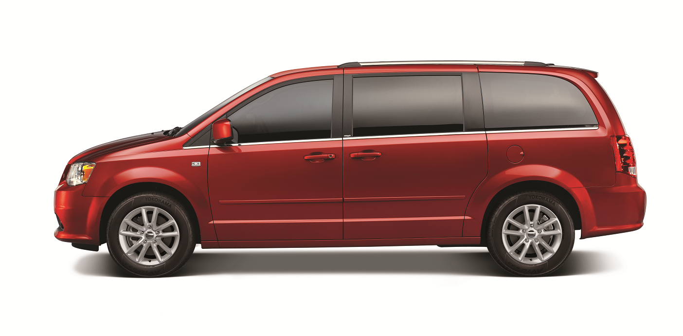 2014 Dodge Grand Caravan 30th Anniversay Edition Redline