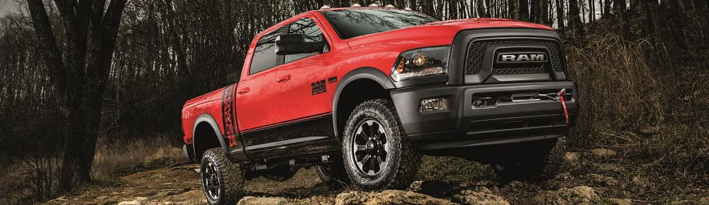Why Buy a Used Ram 1500?