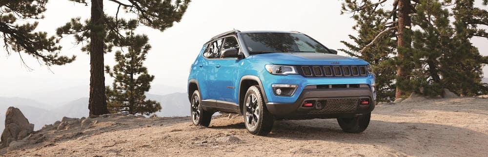2019 Jeep Compass vs 2019 Jeep Cherokee Mansfield MA