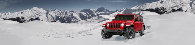 2019 Jeep Wrangler vs Toyota 4Runner