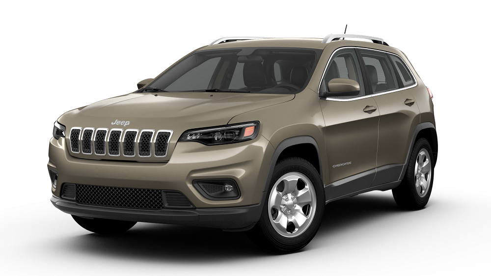 2019 Jeep Cherokee in Light Brownstone