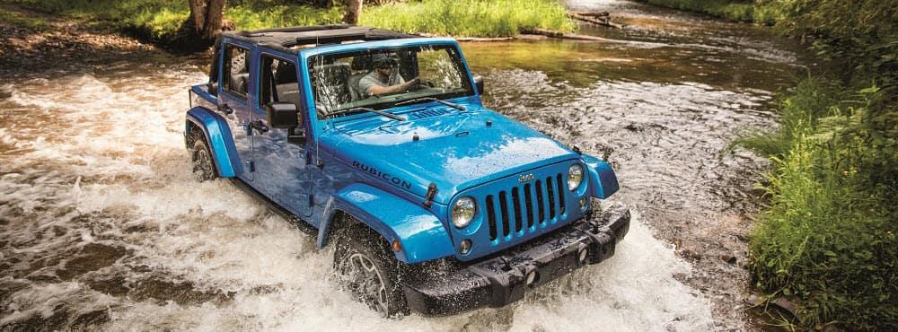 2019 Jeep Wrangler Chief Blue
