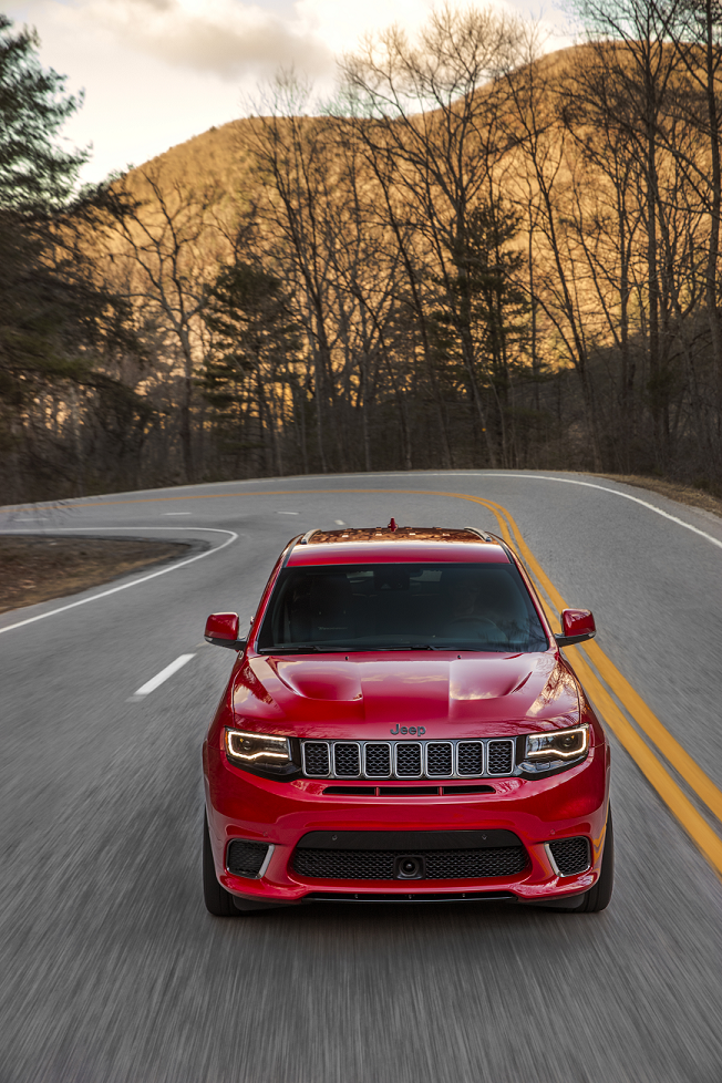 New Grand Cherokee Reviews Mansfield MA