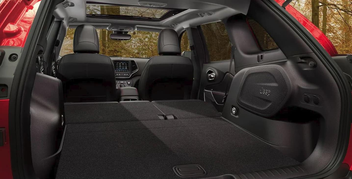 Interior Comfort and Cargo Space