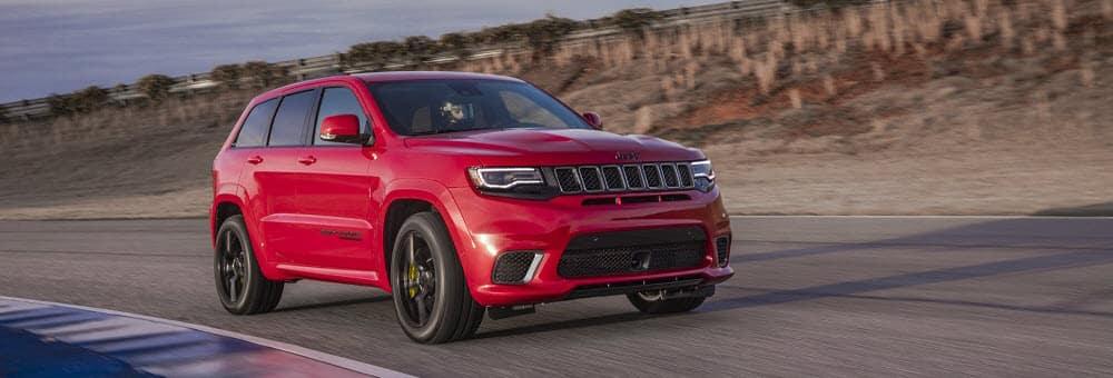 Jeep Grand Cherokee vs Ford Explorer Mansfield MA