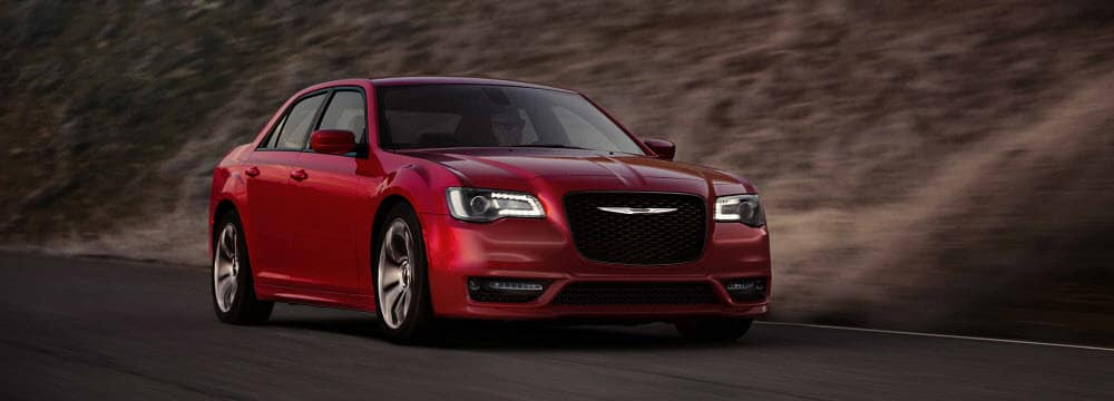 2018 Chrysler 300 Velvet Red