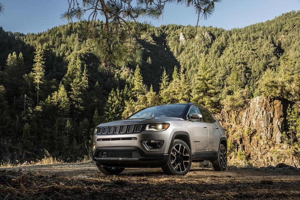 Jeep Compass Billet Silver