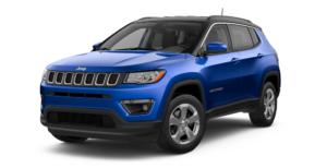 Jeep Compass Latitude Blue
