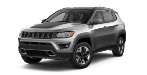 Jeep Compass Trailhawk SIlver