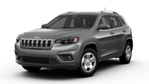 2020 Jeep Cherokee Latitude in Billet Silver Metallic Clear Coat