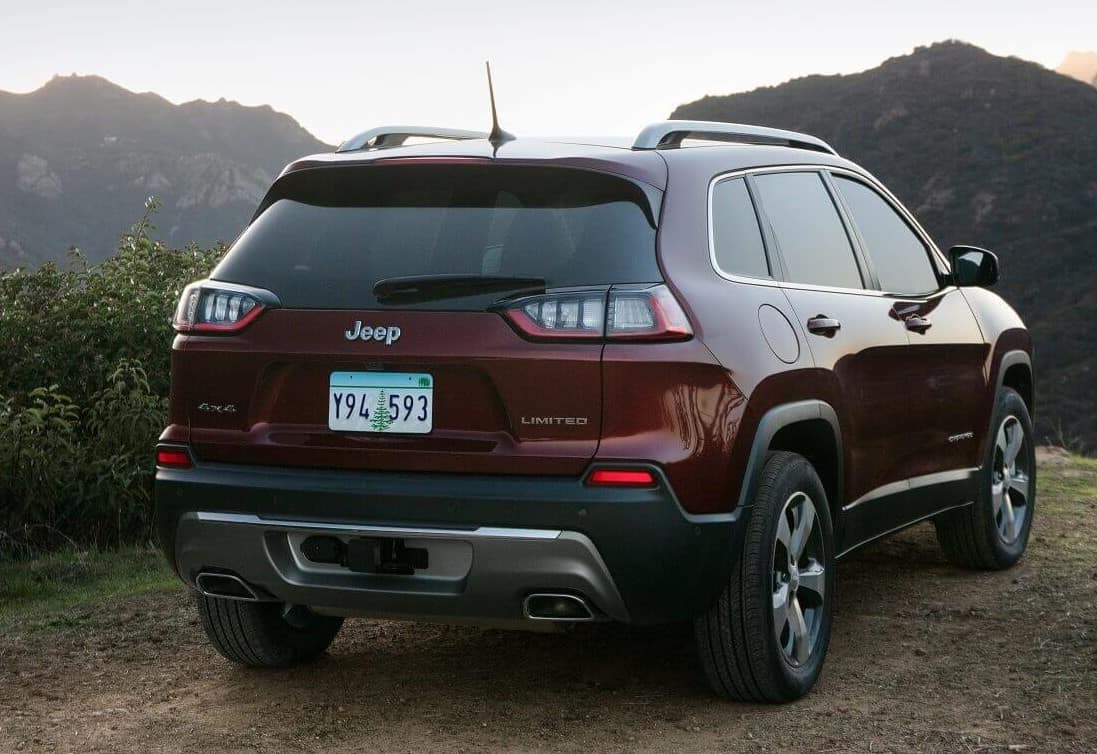 2020 Jeep Cherokee Limited Mansfield MA