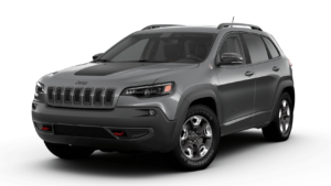 2020 Jeep Cherokee Trailhawk Elite Billet Silver Metallic Clear Coat