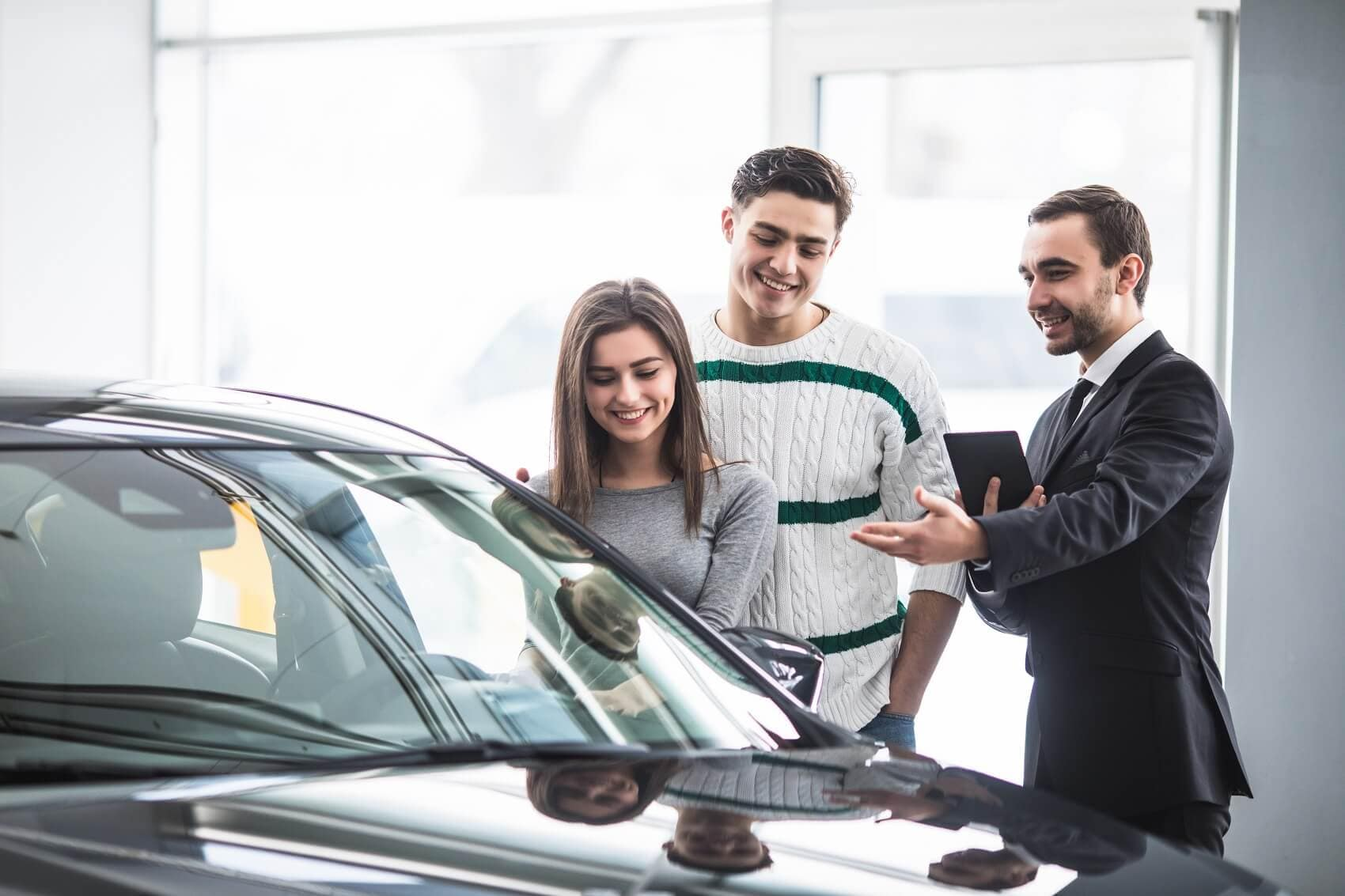 Sell or Trade Your Car Today