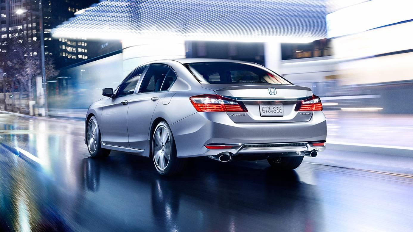 Honda Accord: Technical Information