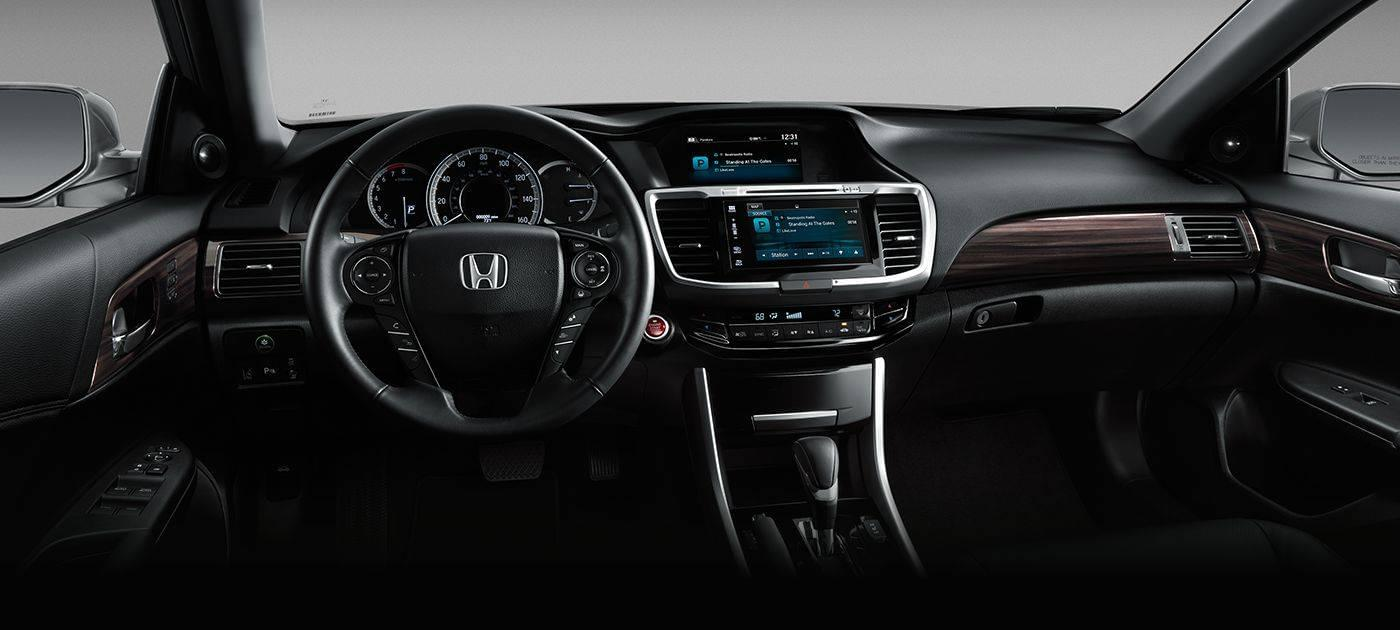 2017 Honda Accord Full Interior