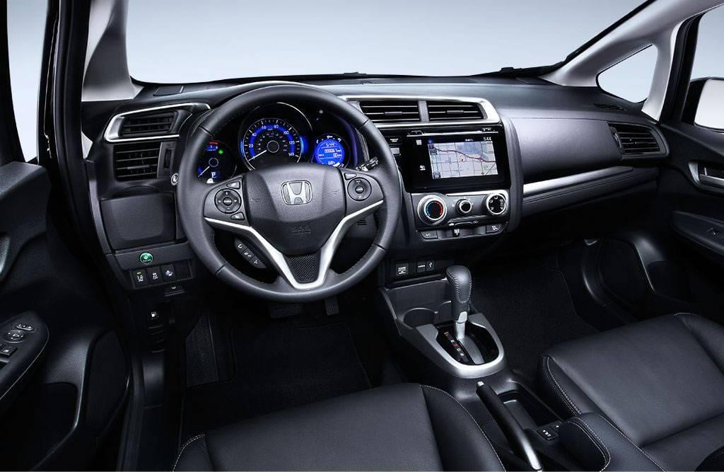 2017 honda fit info trims specs interior features more. Black Bedroom Furniture Sets. Home Design Ideas