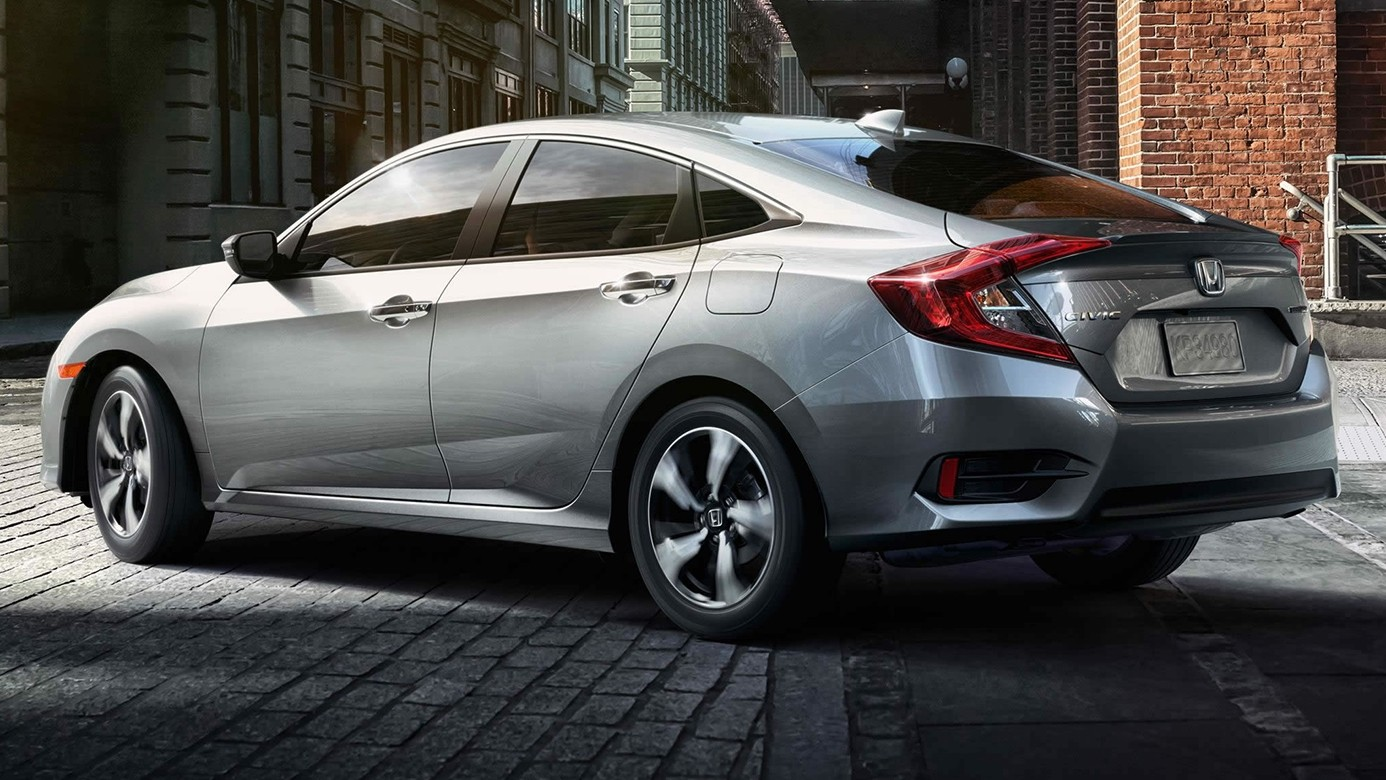 2017 Honda Civic Sedan Sport Touring Surprise Honda Az