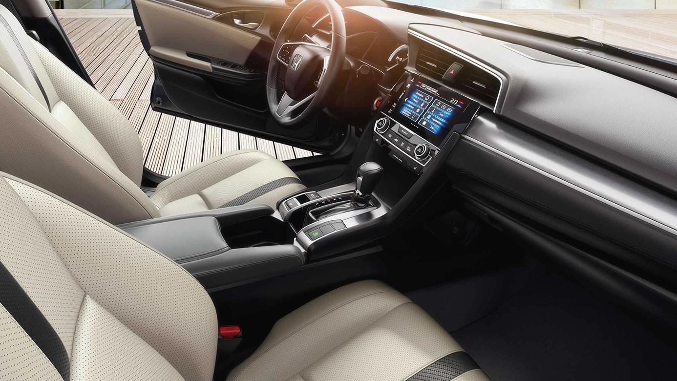 Honda Dealership Az >> 2017 Honda Civic Sedan Sport Touring | Surprise Honda | AZ