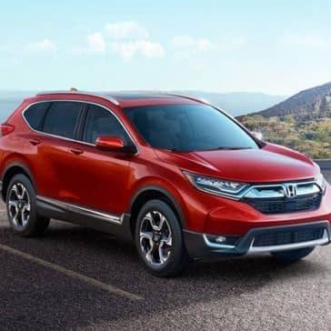 2018 Honda CR V