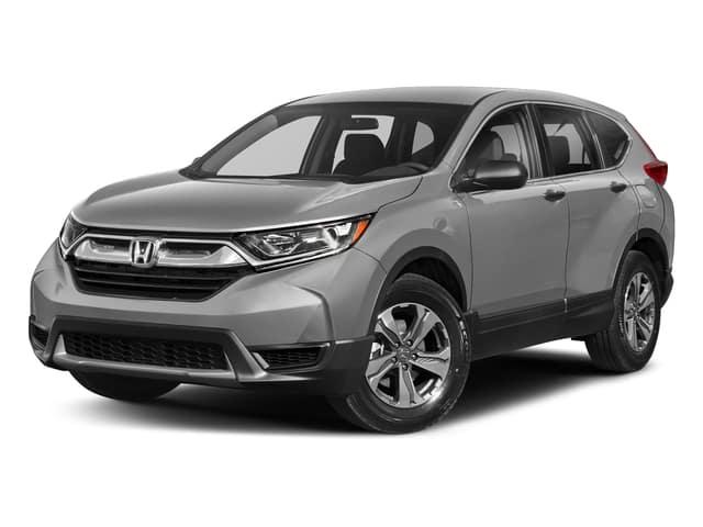 2018 Honda CR-V CVT 2WD LX