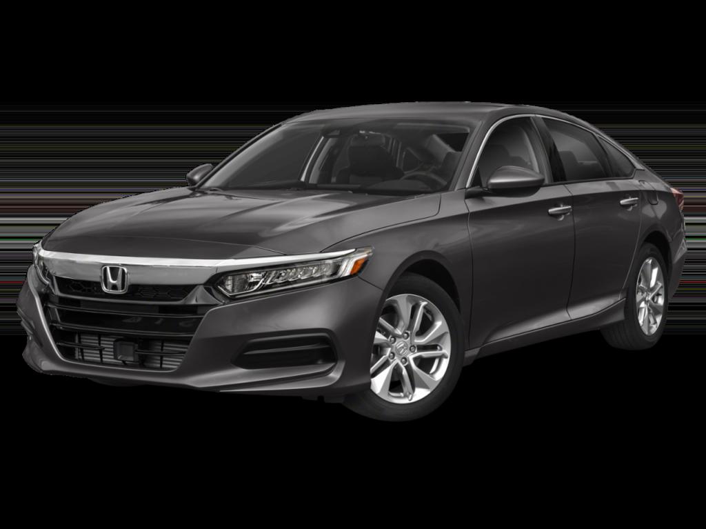 2019 Honda Accord Sedan CVT LX FWD