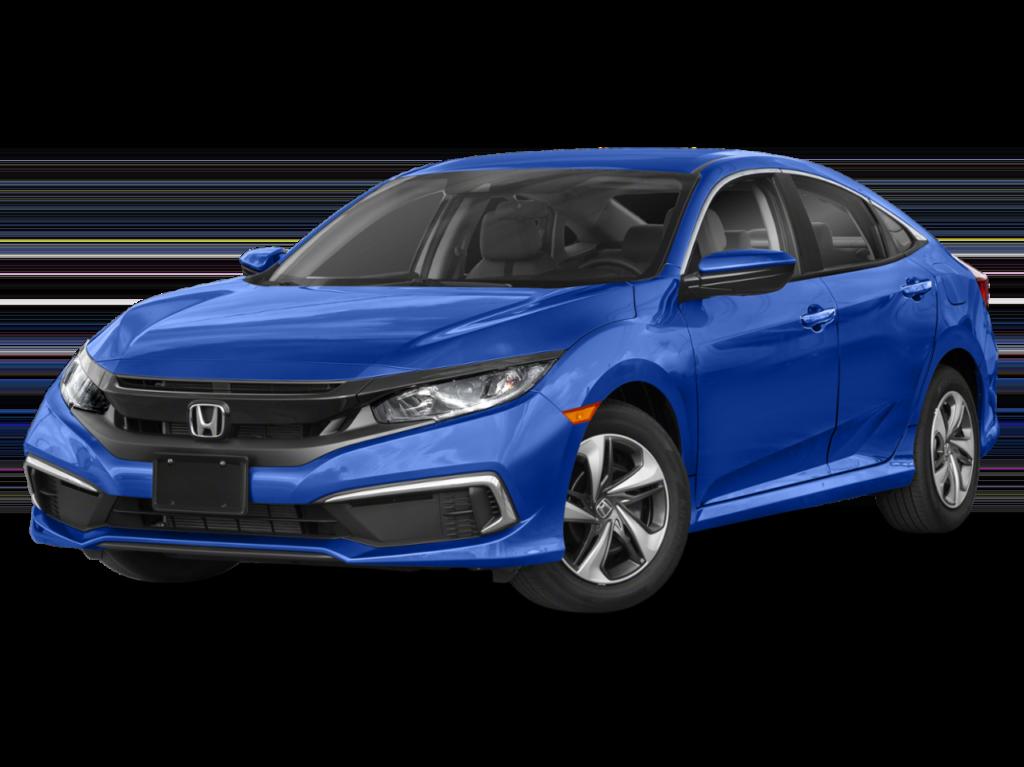 2019 Honda Civic CVT LX FWD