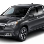 2019 Honda Ridgeline, Black Exterior