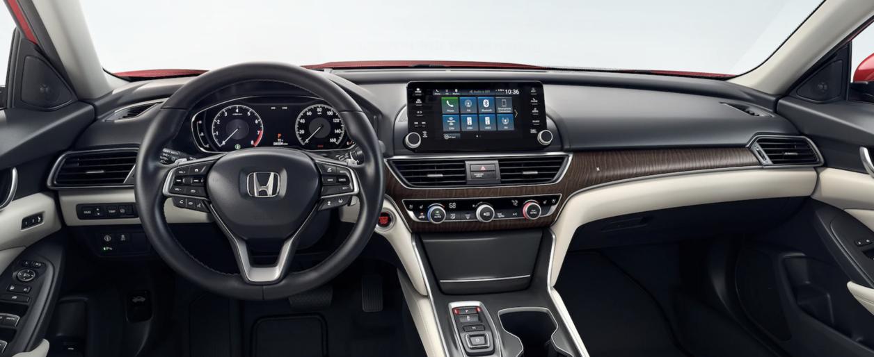 2020 Honda Accord, Interior
