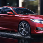 2020 Honda Accord, Red Exterior