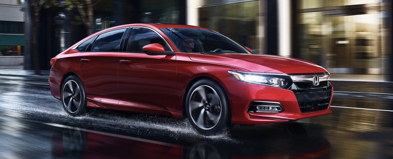 2020 Honda Accord, Red Exterior