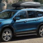 2020 Honda Pilot, Blue Exterior