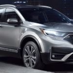 2020 Honda CR-V, Grey Exterior
