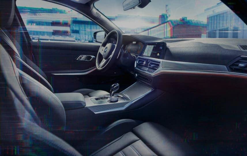 2021 BMW 3 Series Interior