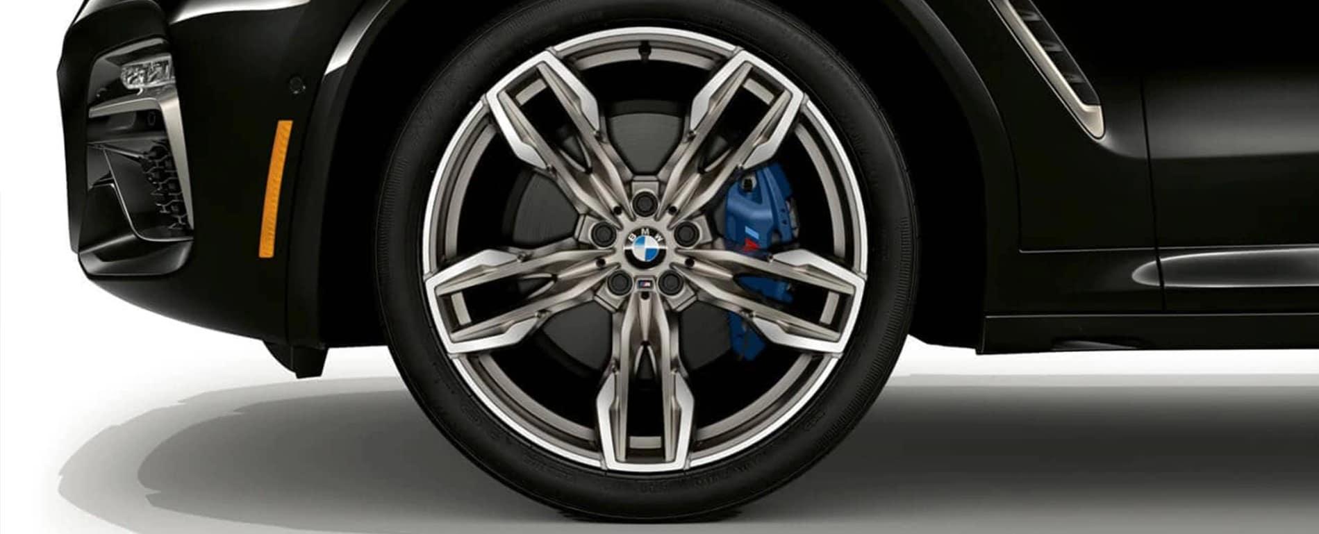 BMW Tire Maintenance Service