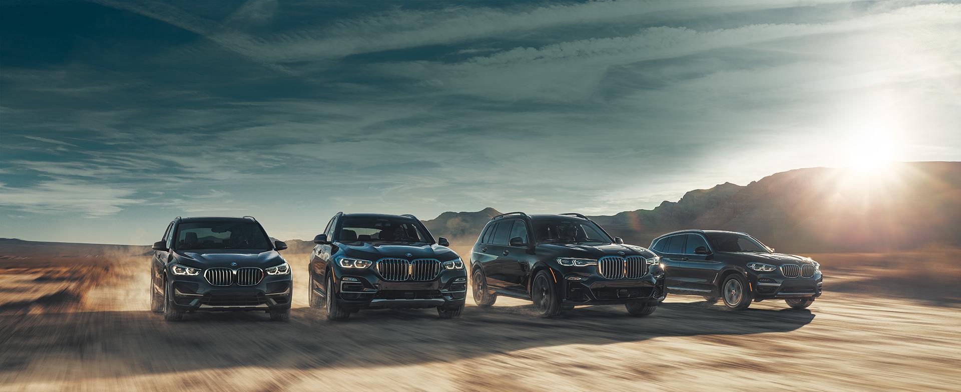 BMW X-Range