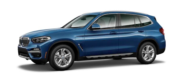 2021 BMW x3 xDrive 30e