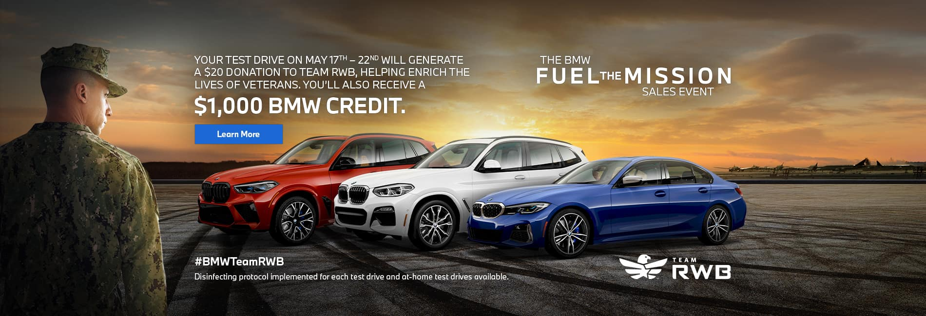 Fuel the Mission Sales Event