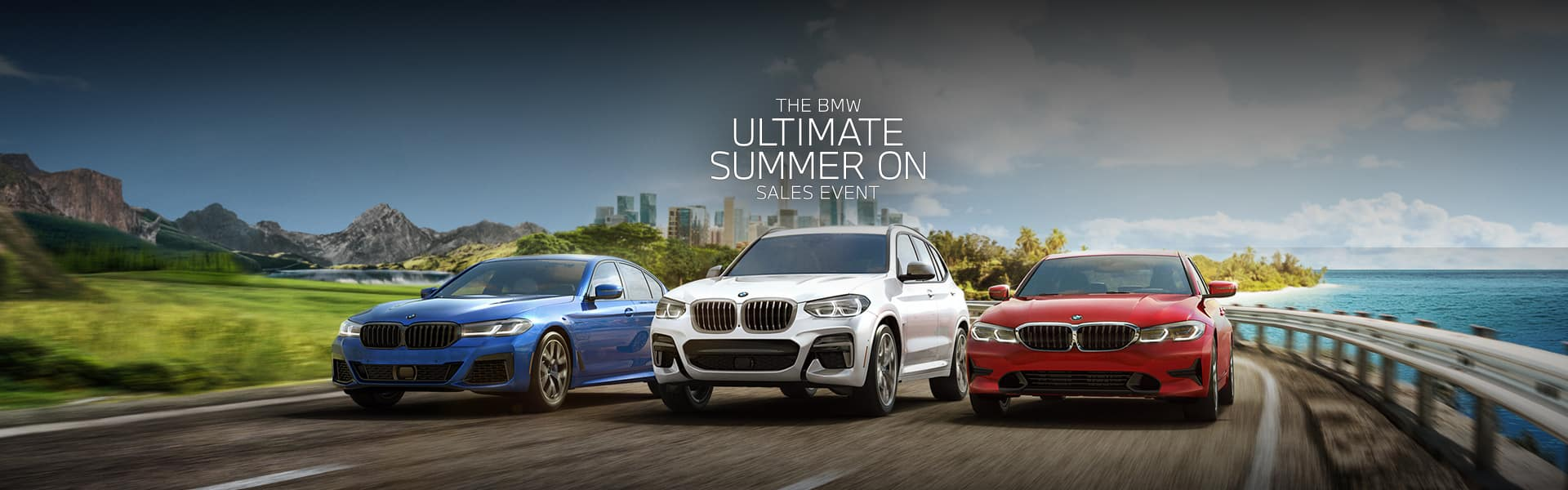 The BMW Store Ultimate Summer On Saves Event Test Drive